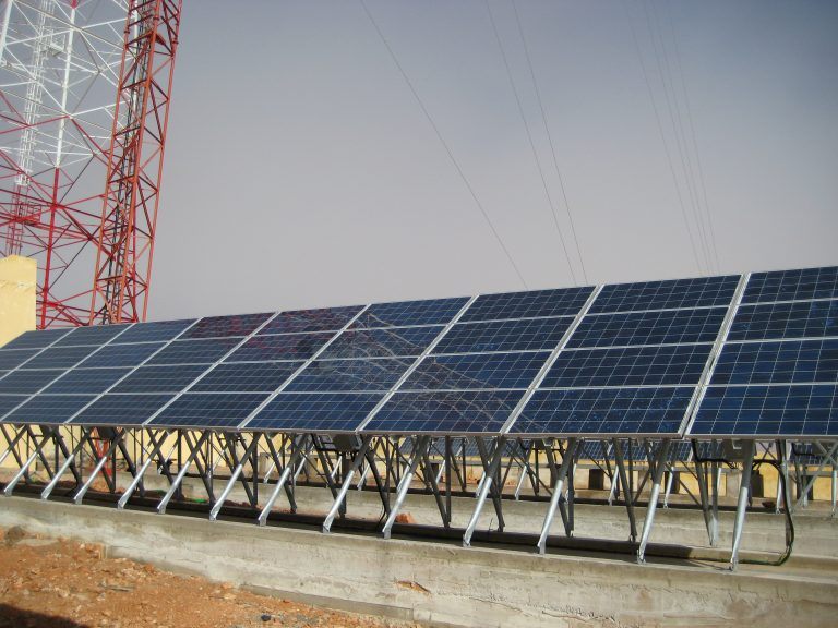Read more about the article Telecom-asemat, Marokko 5-15 kWp